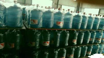 武昌桶装水配送喝适量的矿泉水的好处