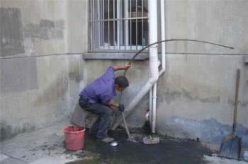 适合的下水道疏通解决方案