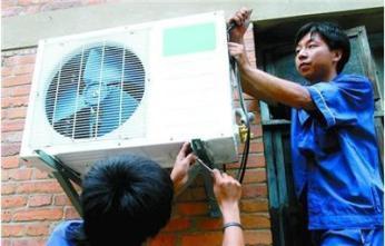 柳州专业家电维修为客户解决空调故障