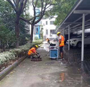 赣州上门速度快的实力化粪池清理公司