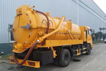 赣州专业化粪池清理公司