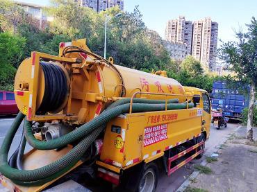 赣州大型管道疏通高压清洗