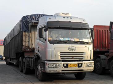 重庆到江西货物运输要多少钱一吨