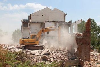 兰州正规经营的拆除公司