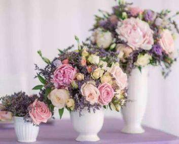 婚礼现场哪些地方需要用到鲜花