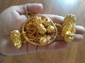 24k金常被认为是纯金,实际含金量多少