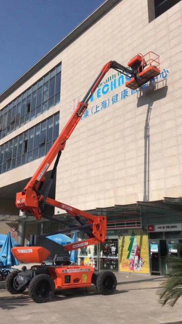松江区叉车吊车出租搬运的综合性公司