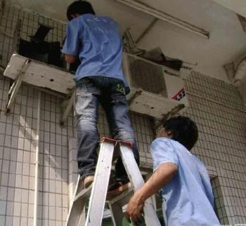 薛城格力、美的空调维修板式换热器定期清洗很重要