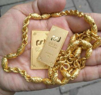中山上门黄金回收价格