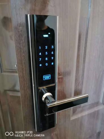 本溪安装指纹锁开锁的原理
