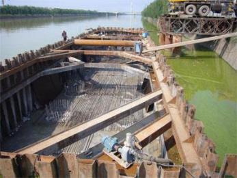 福州钢板桩打桩过程出现倾斜要怎么补救