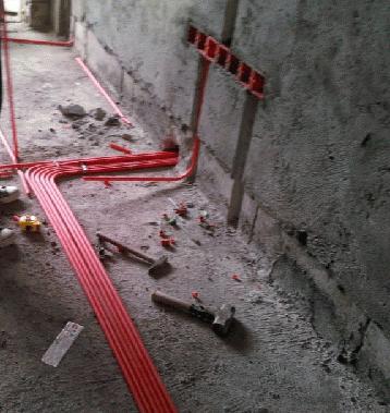 西宁二手房水电暖改造