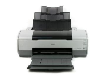 烟台打印机维修打出来是白纸
