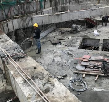 浙江混凝土切割公司首选鼎盛 施工力量雄厚