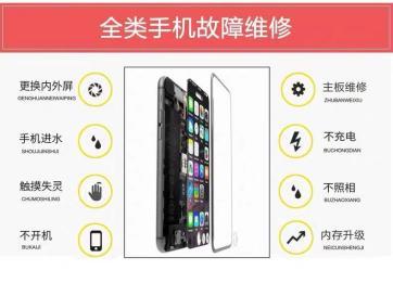 温州手机主板维修透明报价质量保证