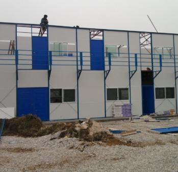 慈溪钢结构阁楼钢结构彩钢房安装制作