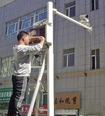 呼和浩特安装监控公司摄像机划分