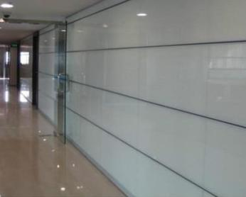泉州烤漆玻璃墙设计制作安装