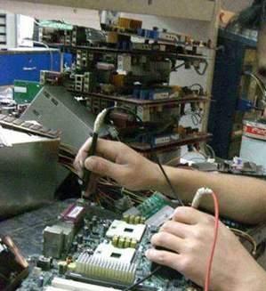六安上门维修电脑开不了机一直黑屏