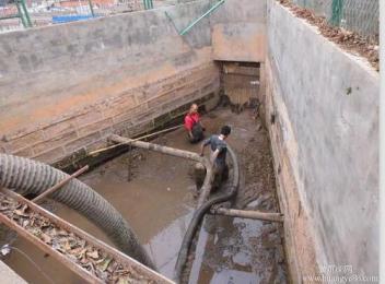 溫州化糞池清理施工注意事項