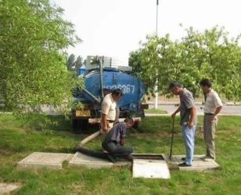 遵义化粪池清理周期