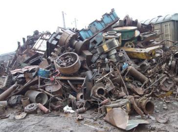 嘉兴各种工厂废铁回收