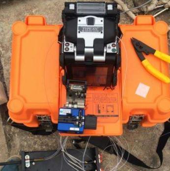 济南光纤光缆室内外熔接工程