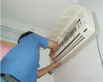 阜阳空调维修 内机通电正常,外机不工作
