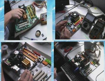 青岛专业提供电脑维修软件硬件故障一站式维护