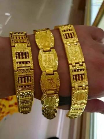 黄金回收流程