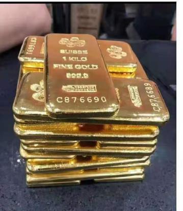 黄金回收价格到达了历史顶峰 市民盼金价上涨