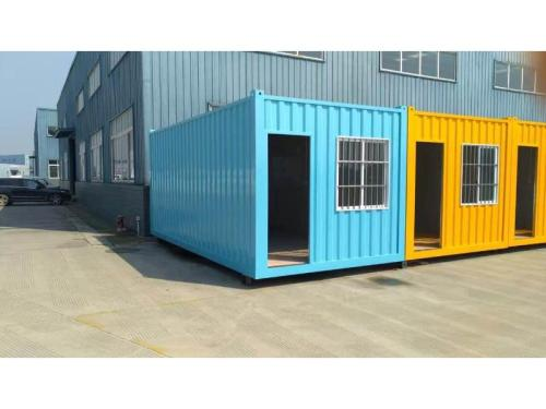 住人集装箱房屋在运输前应如何检查