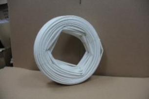 供应挤出外胶硅橡胶纤维管