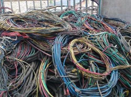 长春废品电缆回收拆解程序