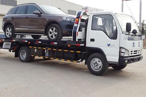博罗24小时拖车救援公司