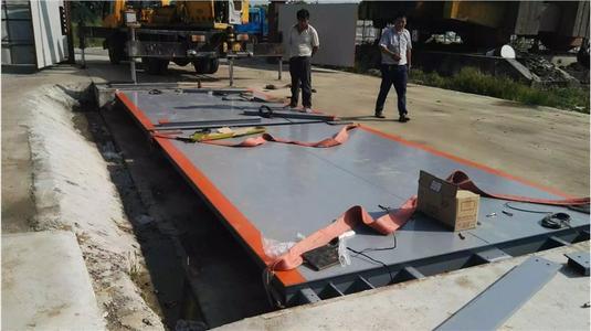 高品质电子地磅安装维修