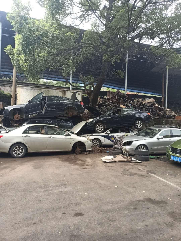 报废车偷偷卖废品有什么后果