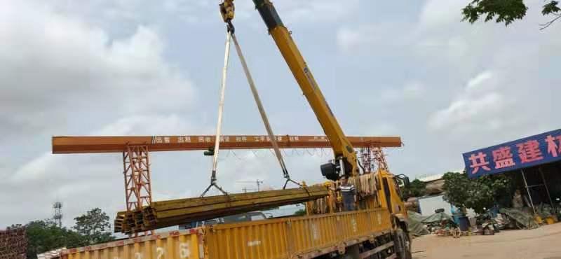 北海吊车出租公司分享吊车吊装的技巧