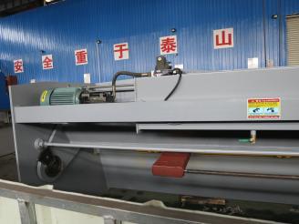 2015特卖液压摆式剪板机