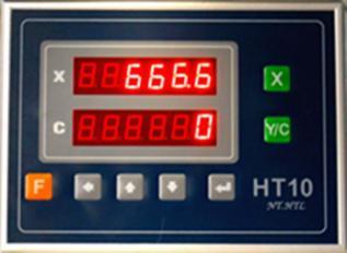 HT-10单轴数显