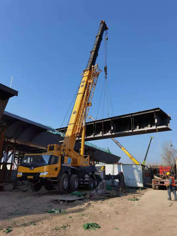 太原尖草坪区吊车出租:吊装车在施工中需注意
