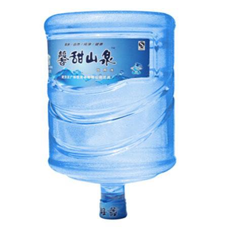 桶装矿泉水的储存方式和饮用方式