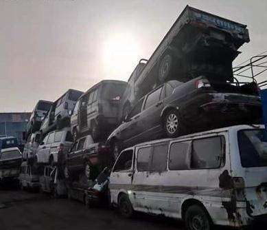 上海浦东新区报废机动☆车回收