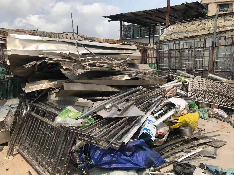 废旧物资回收中废旧金属的回收标准