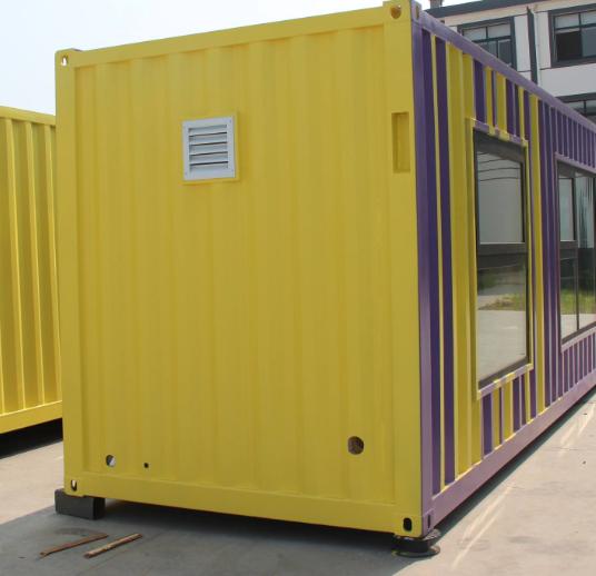 怎么安装贵港住人集装箱房屋?