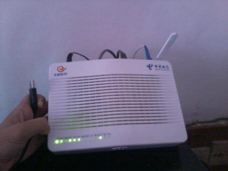 淮南光纤宽带的具体连接步骤