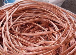 浅谈潍坊废铜回收市场行情