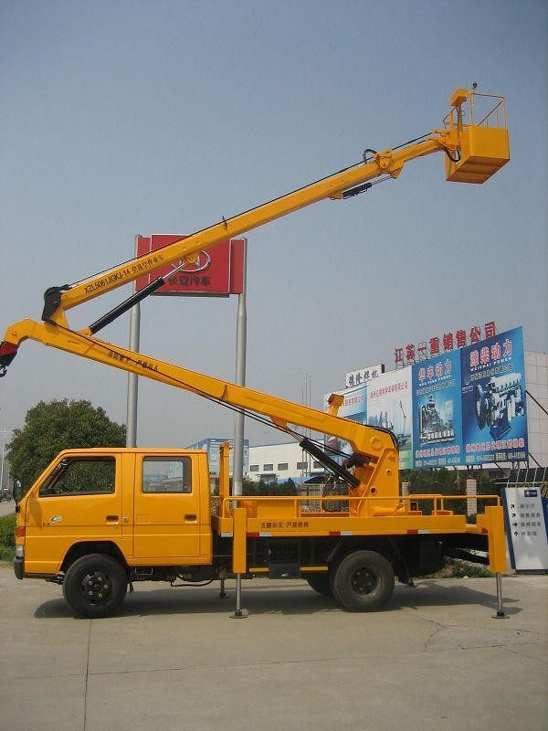 绝缘高空作业车应满足哪些技术要求