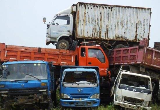报废车回收有ξ 限公司