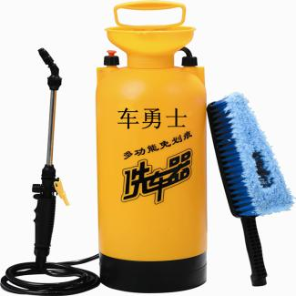 洗车器 豪华型便携手动洗车器 8升洗车工具汽车礼品 量大从优